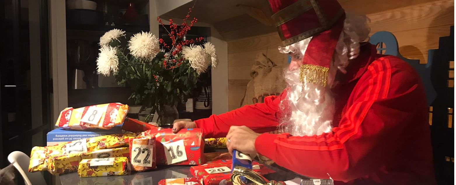 Sinterklaas 4 december